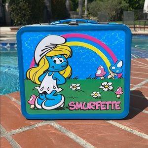 Smurfette Lunchbox